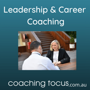 Coaching Focus - Leadership & Career Coaching